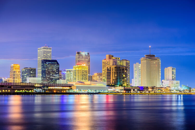 New Orleans Getty RF