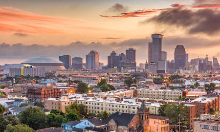 Local News - City of New Orleans Practices Evacuation Plan For Most Vulnerable Residents
