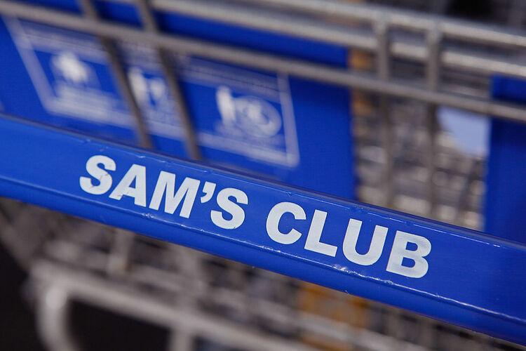 Sam's Club Getty Images
