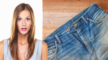 Weird News - Woman Disgusted By What She Found In Pocket Of New $120 Jeans