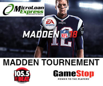 Enter here to compete in the MicroLoan Express Madden Tournament, February 3rd!