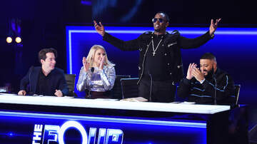 The Four - Diddy on 'The Four': 'This Show Is Vocal Gladiator Type of Stuff'