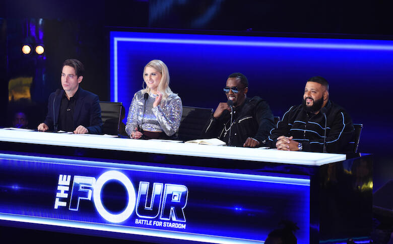 The Four Judges