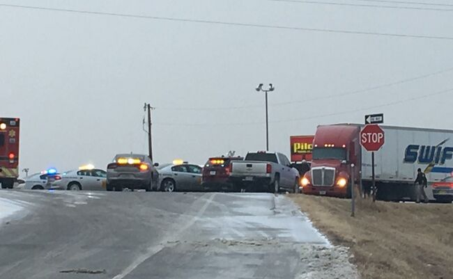 Shooting reported near I-80 truckstop in eastern Iowa | 1040 WHO