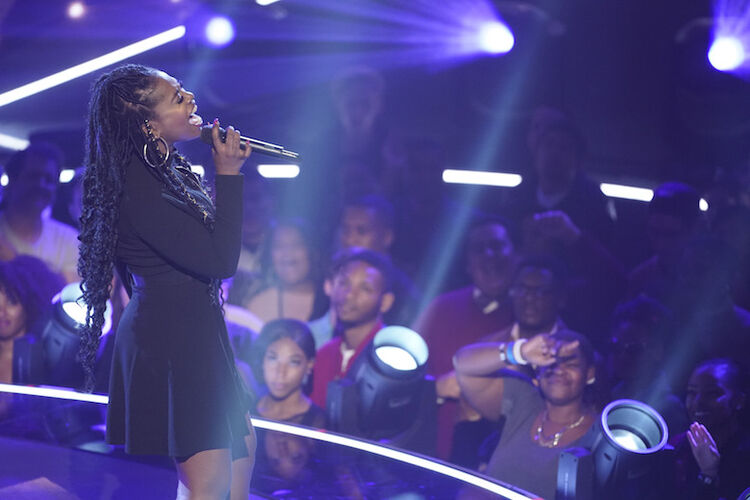 Candice Boyd - 'The Four: Battle for Stardom'