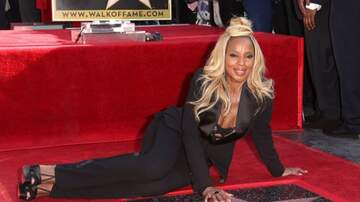 DJ Chase - Mary J. Blige Receives Star