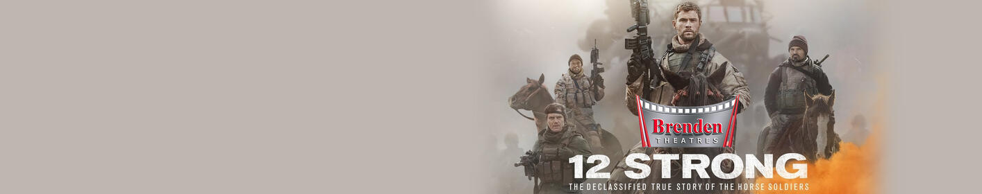 See the Premiere of 12 Strong At Brenden Theaters