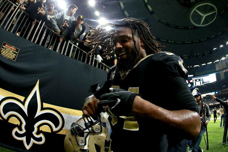 Cameron Jordan New Orleans Saints Getty Images