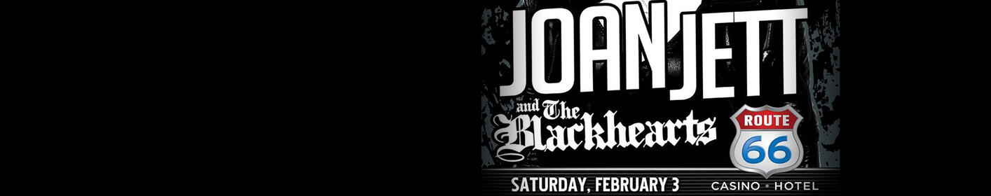 Joan Jett And The Blackhearts Live At Legends Theater!