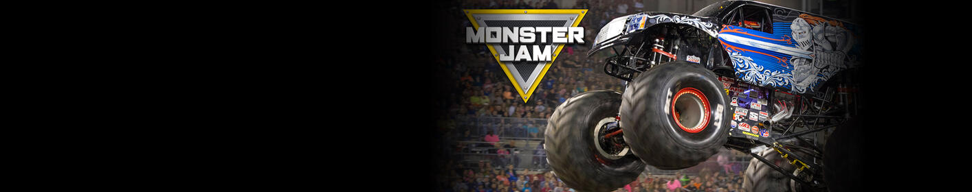 Monster Jam Is February 10th - Sign Up To Win Tickets!
