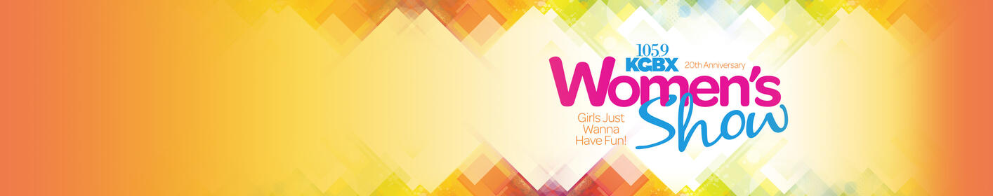 Join us Feb 17th! KGBX Women's Show Event and Booth Information...