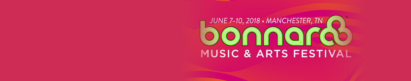 Win Your 3-Day Passes Bonnaroo At 8:25am & 5:25pm!