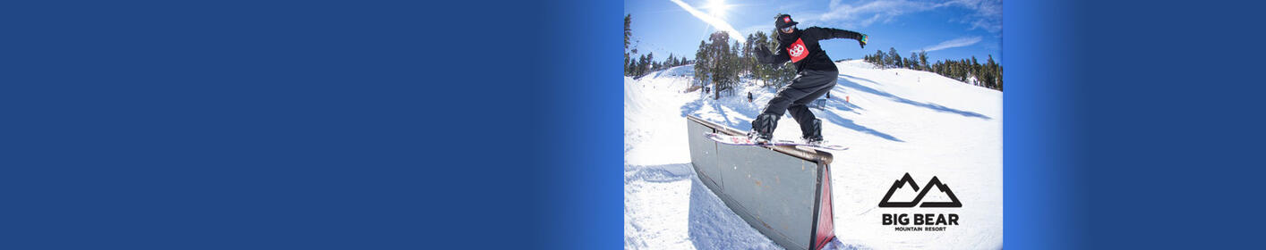 Win Big Bear Mountain Resort Lift Tickets