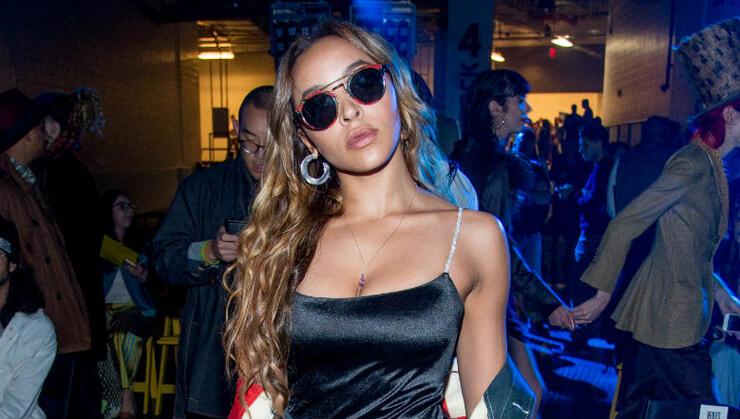 Tinashe To Drop Three New Songs: 'No Drama,' 'Me So Bad' & 'Faded Love'   iHeartRadio