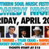 Kicks Off With Comedy Night April 20th