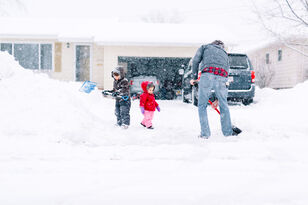 You Have Been Shoveling Snow WRONG Your Entire Life!