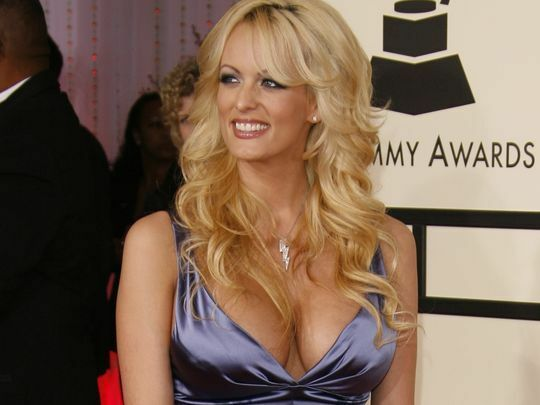 Wall Street Journal Says Her Name Is Stormy Daniels  1070 -6814
