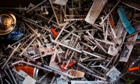 Florida News - Palm Beach County Moves Toward Starting A Needle Exchange Program
