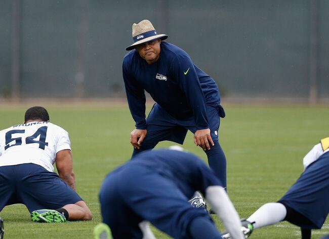 Seattle Seahawks Practice