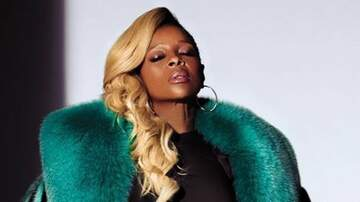 Tony Brown and The Quiet Storm - New Music: Mary J Blige ~ Bounce Back 2.0