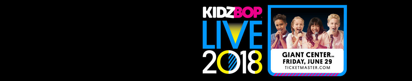 B104 welcomes KIDZ BOP LIVE 2018 to Hershey Park Stadium Fri. June 29th! WIN TICKETS & INFO CLICK HERE!