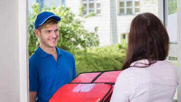 What We Talked About - Creepy Delivery Guy Skeeves Out Woman With Texts
