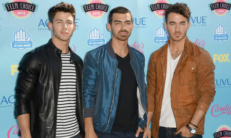 Entertainment News - The Jonas Brothers Are Reportedly Reuniting Under A New Moniker