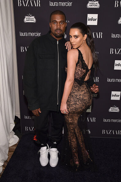Baby #3 has arrived for Kimye!