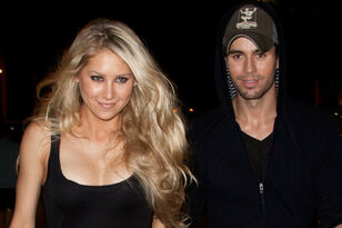 Enrique Iglesias & Anna Kournikova Share First Photos Of Their Twins