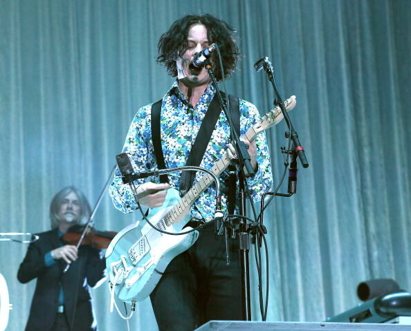 Jack White - Getty Images