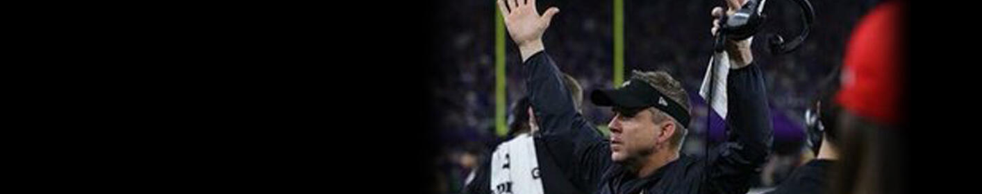 """Saints coach says SKOL Chant Taunting was in """"good playoff fun"""""""