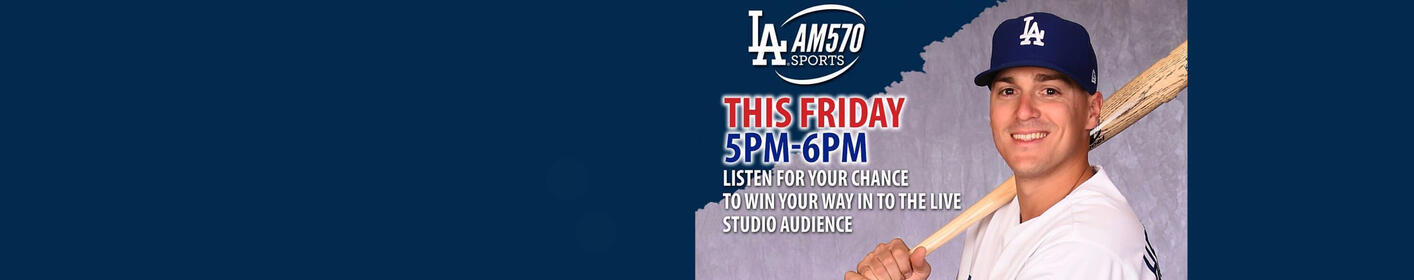 Listen for your chance to win your way Inside The Locker Room with Kike Hernandez!
