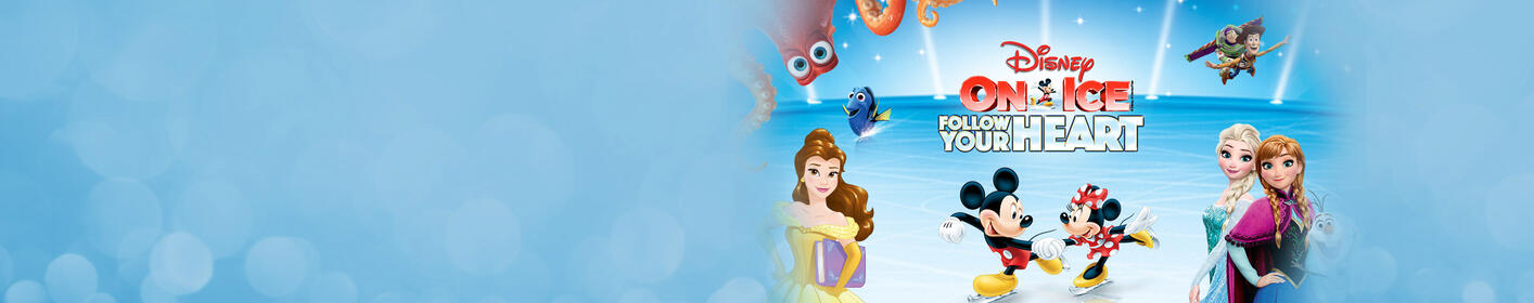 Listen All Week For Your Chance To Win 4 Tickets To Disney On Ice