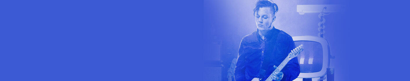 Jack White hits Houston April 30-May1 ... win tickets from The Buzz!!