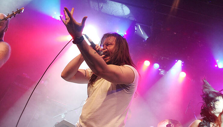 Andrew W.K. Offers to Pay Fan's Speeding Ticket | iHeartRadio