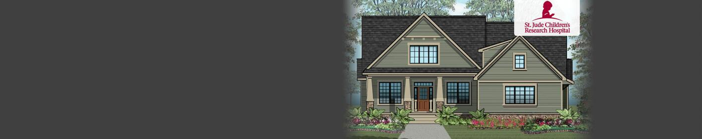 Win a House: St. Jude Dream Home Giveaway!