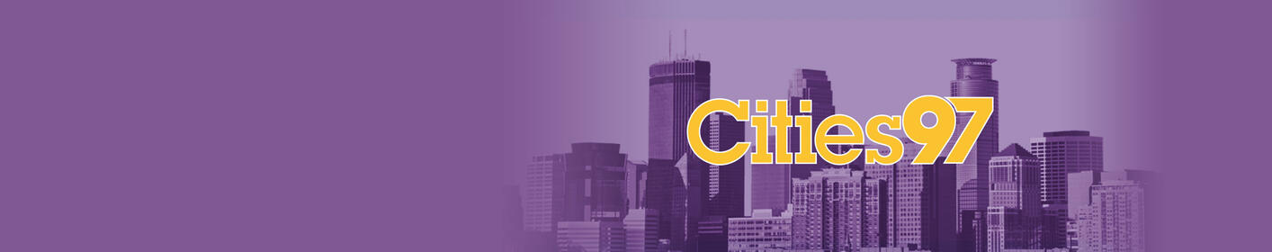 Cities 97 wants to wish the Minnesota Vikings good luck against the Philadelphia Eagles Sunday! #BringItHome