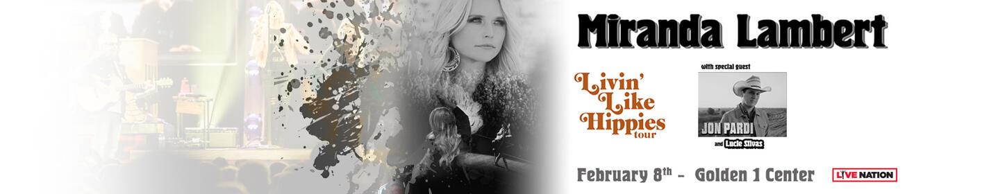Enter To Win Tickets To See Miranda Lambert