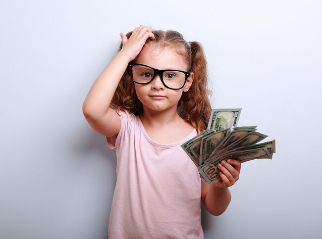 Mom Makes 5 Year Old Daughter PAY RENT?!?!?