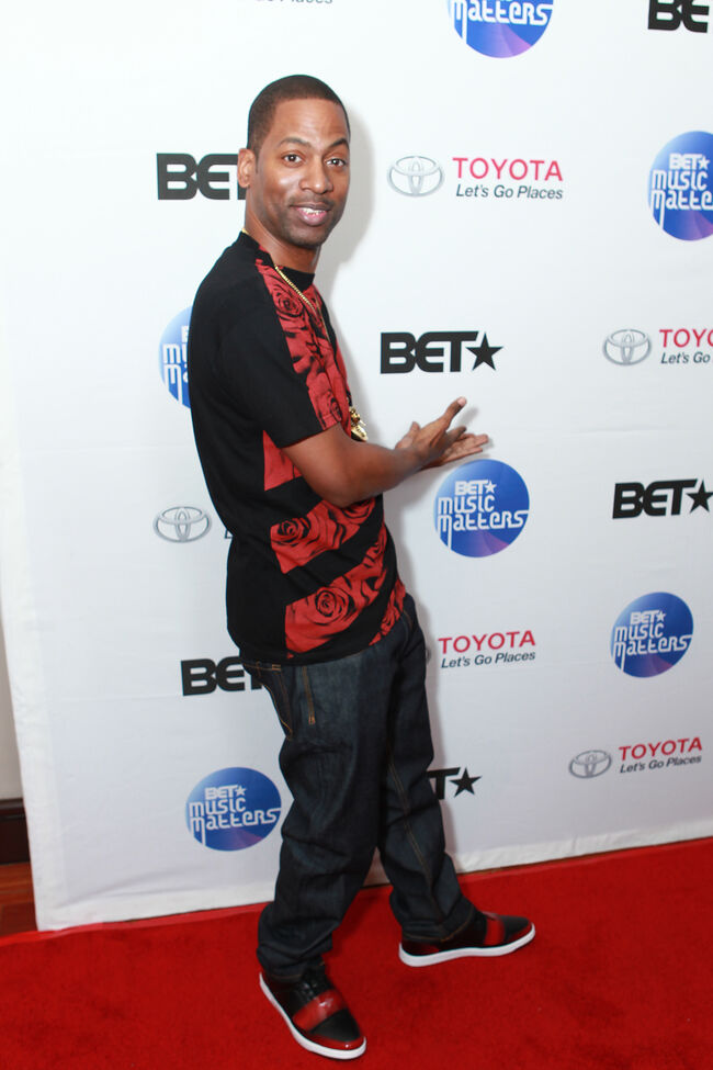 Tony Rock - Getty Images