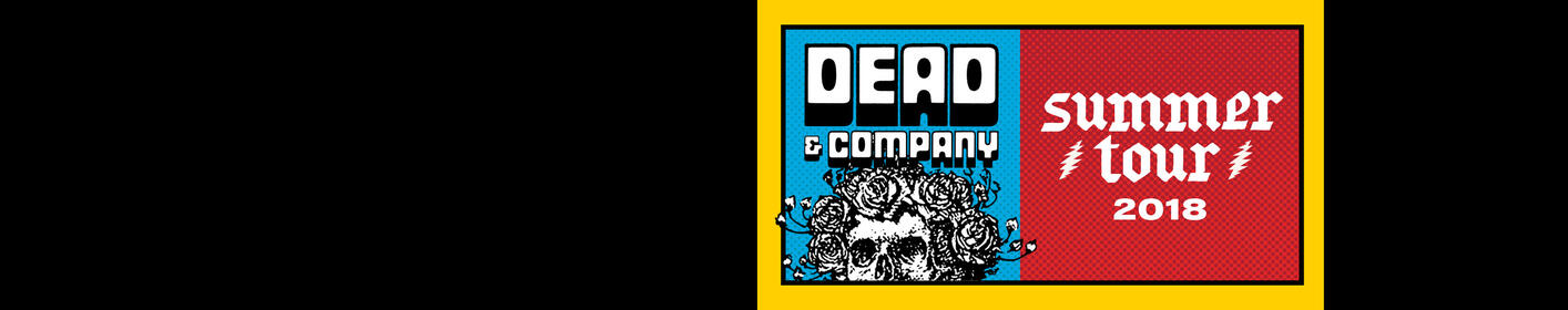 Dead & Company is bringing their Summer Tour 2018 to BB&T Pavilion on June 1 & 2!