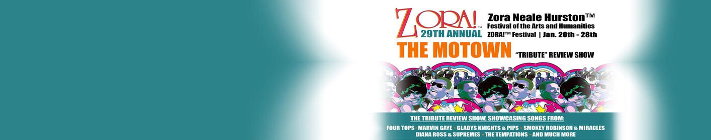 Win tickets to ZORA Fest Outdoor Concerts, including The Zapp Band and The Motown Tribute Review!