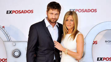 Z100 News - Gerard Butler Says Jennifer Aniston Is A Better Kisser Than Angelina Jolie