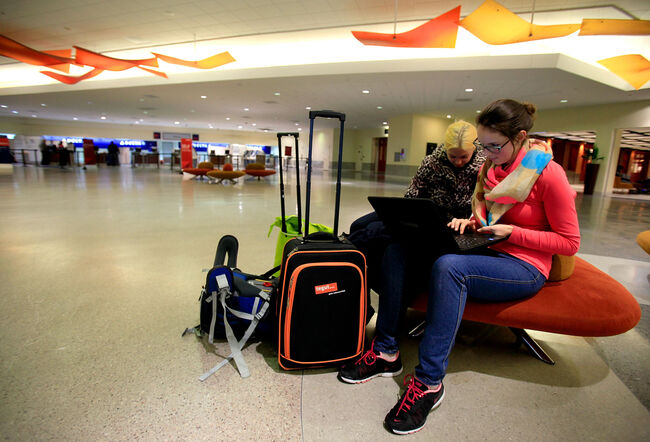 New Orleans Airport Interior Getty Images