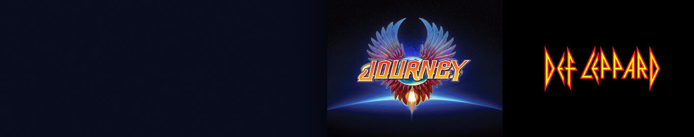 Enter for your chance to see Journey and Def Leppard at Hersheypark Stadium on 5/25/18!