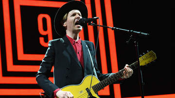 "ALTer EGO - Beck Prepares ""Visceral"" Performance For iHeartRadio's ALTer EGO"