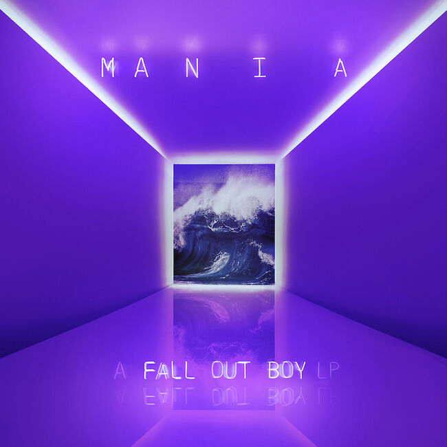 Fall Out Boy - 'M A N I A'