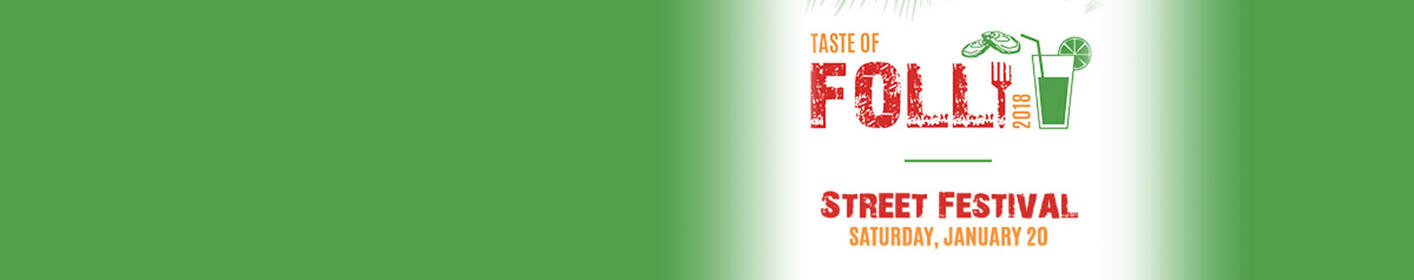 Experience Taste of Folly This Saturday!