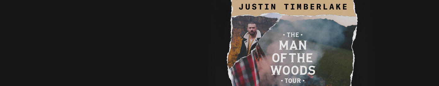 WINNING WORDS WEEKEND: Win Justin Timberlake tickets!