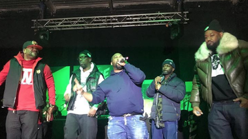 DJ Clue - WATCH:  Wu-Tang Clan, Fabolous + Jadakiss Perform At MTN Dew ICE Party